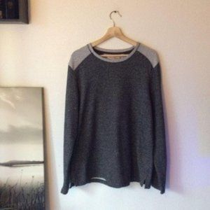 Tommy Bahama Grey Pullover Sweater